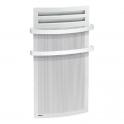 Panneau rayonnant sèche-serviettes vertical AUREA - 1000 W - Noirot