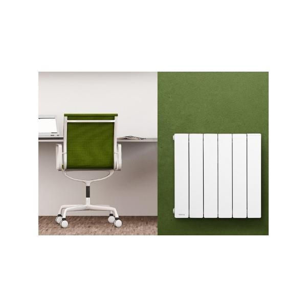 radiateur c fluide arial noirot 750 w. Black Bedroom Furniture Sets. Home Design Ideas