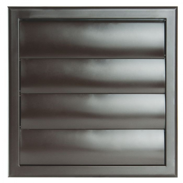 grille de hotte fa ade marron renson cazabox. Black Bedroom Furniture Sets. Home Design Ideas