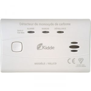 D tecteur de monoxyde de carbone k747 daaco sicli cazabox - Detecteur monoxyde de carbone chaudiere gaz ...