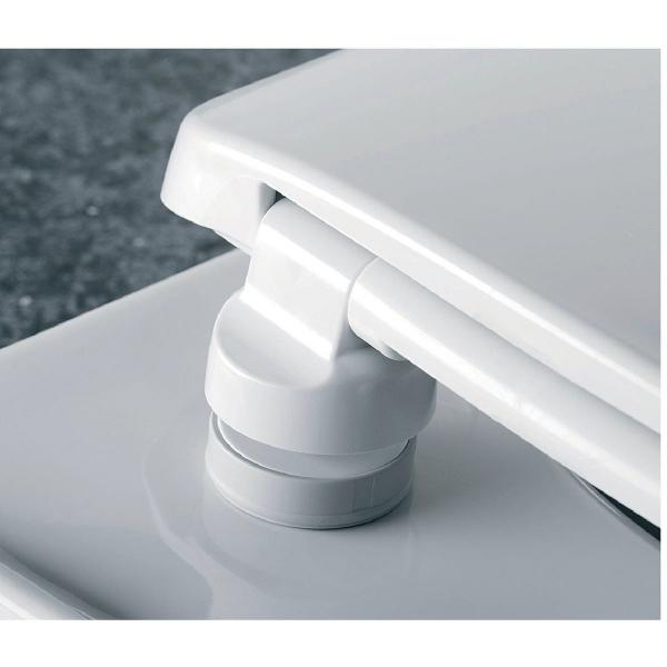 Abattant WC Blanc double  Spot classique  Dubourgel