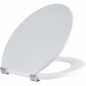 Abattant WC Blanc double - Compact - Olfa