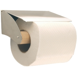 distributeur papier wc laiton nickel chrom pellet asc cazabox. Black Bedroom Furniture Sets. Home Design Ideas
