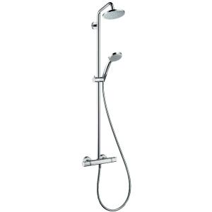 Colonne de douche thermostatique - Showerpipe Croma 160 - Hansgrohe