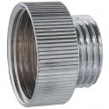 """Adaptateur de flexible laiton - M 1/2"""" F 3/4"""" - Bossini"""