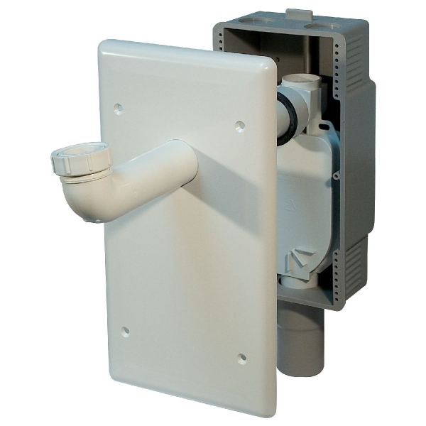 siphon de lavabo encastrer 1 1 4 50 mm uniflex geberit cazabox. Black Bedroom Furniture Sets. Home Design Ideas
