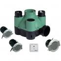 Kit VMC simple flux autoréglable - sekoia - Aldes