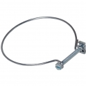 Colliers de serrage à fil CSF - Vendu par 10 - Aldes