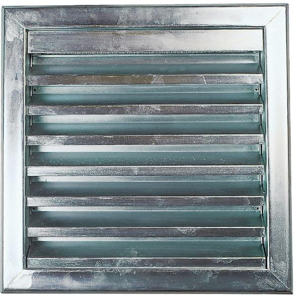grille murale en acier 521 renson cazabox. Black Bedroom Furniture Sets. Home Design Ideas