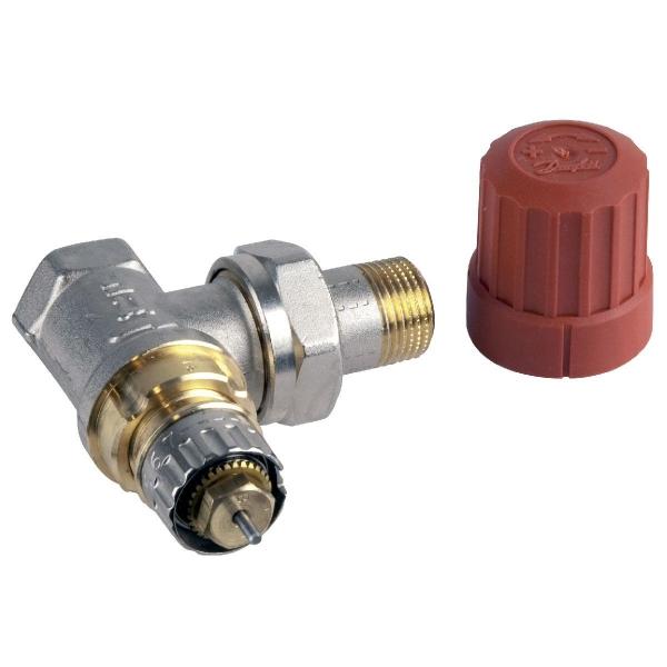 Corps thermostatique querre f 3 8 ra n danfoss - Robinet thermostatique radiateur danfoss ...
