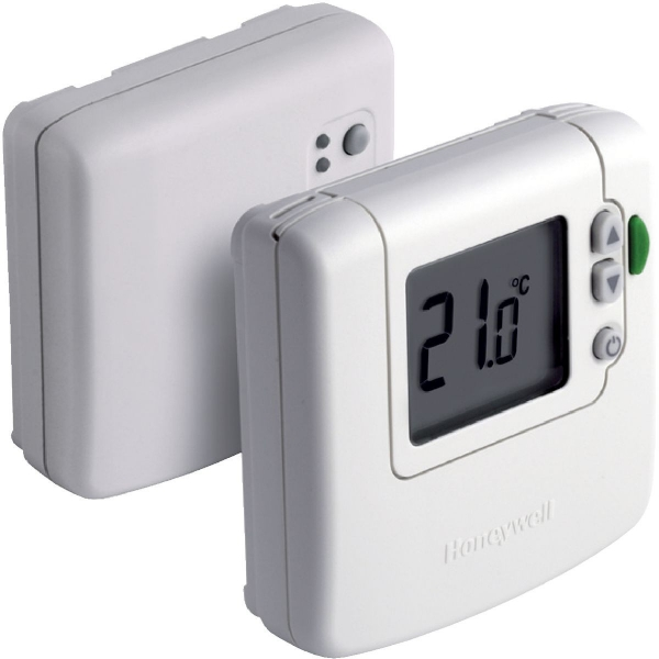 thermostat digital rf honeywell cazabox. Black Bedroom Furniture Sets. Home Design Ideas