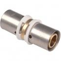 Raccord PER droit à sertir - Ø 12 mm - PB tub
