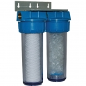 Filtre double anti calcaire - Apic