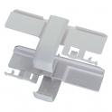 Éclisse de jonction - Pour goulotte 50 x 80 / 130 / 180 mm - Mosaic - Vendu par 2 - Legrand