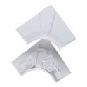 Angle intérieur variable - Pour goulotte 50 x 80 mm - Mosaic - Legrand