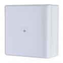 Boîte blanche carrée - 75 x 75 mm - Pour moulure - DLPlus - Legrand