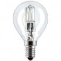 Ampoule halogène - Eco Sphérique - E14 - 28W - Vendu par 2 - General electric