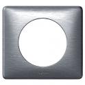 Plaque aluminium - 1 poste - Céliane - Legrand