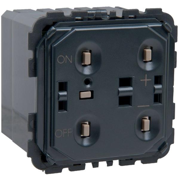 legrand cinterrupteur variateur 600 w cliane catgorie interrupteur lectrique. Black Bedroom Furniture Sets. Home Design Ideas