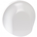 Enjoliveur blanc - Sortie de câble - Céliane - Legrand