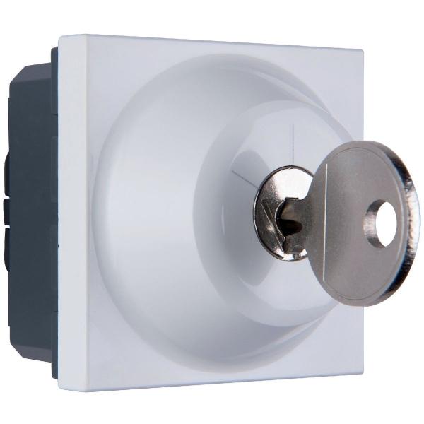 legrand cmosaic interrupteur cle 2 pos 602 077072 catgorie dtecteur de fume. Black Bedroom Furniture Sets. Home Design Ideas