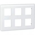 Plaque pour 2 x 3 x 2 modules Mosaic - Legrand