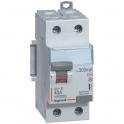 Interrupteur différentiel bipolaire DX³ ID - Type AC - 25 A - 2 modules - Connexio vis / vis -  Arrivée haut / départ bas - Legr