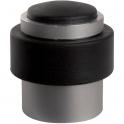 Butoir aluminium argent cylindrique diamètre 37 - Vachette