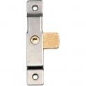 Batteuse à fouillot en applique - 80 x 15 mm - Couillet et Cie