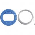 Aiguille nylon avec carter porte-aiguille - Ø 4 mm - 20 m - Facom