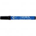 Marqueur permanent noir - Lyra