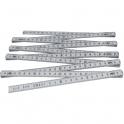 Mesure pliante aluminium - Outibat
