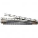 Mesure pliante aluminium - Stanley