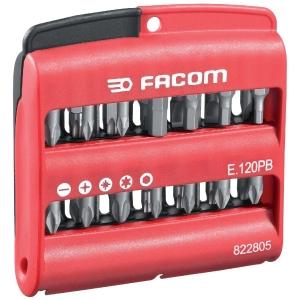 Jeu d'embouts mixte - Coffret de 28 pièces - Facom