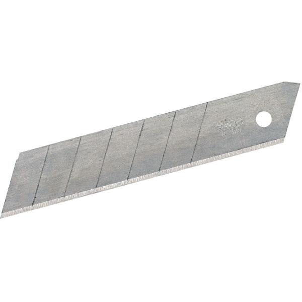 Lame de cutter - 25 mm - Étui plastique 10 pièces - Stanley