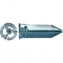Cheville à clouer - 30 mm - Plombapoint - Boîte de 100 pièces - Scell-it