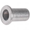 Insert court tête plate - Ø 7 mm - Femelle M5 - Boîte de 500 - Rifix
