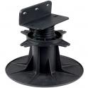 Plot réglable pour terrasse - 55 à 75 mm - Verindal +