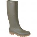 Botte PVC kaki - Bicross - 40 (Pointure) - Baudou