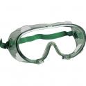 Masque anti-buée vert - Chimilux - Sup air