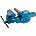 Étau fixe avec serre tube - Mâchoire 105 mm - Dolex