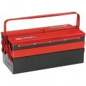 Boîte à outils métallique - 5 compartiments - Facom
