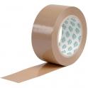 Ruban adhésif PVC marron - Rouleau de 100 m x 50 mm - Antalis