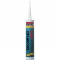 Mastic polyuréthane extérieur blanc - 310 ml - Soudaflex 45 fc - Soudal