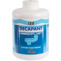 Décapant pour raccords PVC 1 L - Gebsoplast - Geb