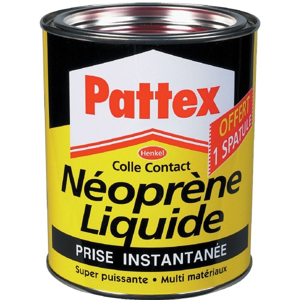 Colle néoprène liquide - 650 g - Pattex