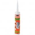 Mastic silicone blanc - 310 ml - Gebsicone - Geb