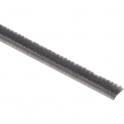 Profilé aluminium à brosse souple - 3 m - Bas de porte - DBS - Ellen