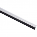 Plinthe avec brosse - Hauteur 30 mm - Bas de porte - Profil PBH - Bilcocq