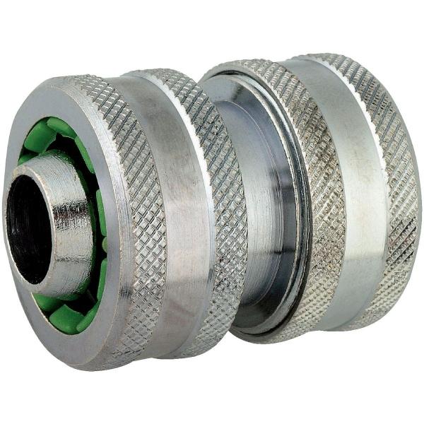 Raccord connecteur laiton droit - Tuyau Ø 15 mm - Cap Vert